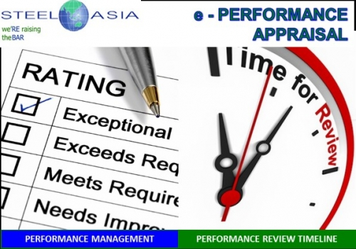 e-Performance Appraisal Launch