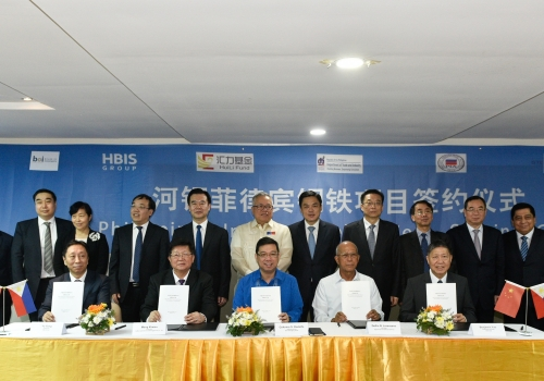 SteelAsia partners with China's HBIS to build $4.4 billion steelmaking facility
